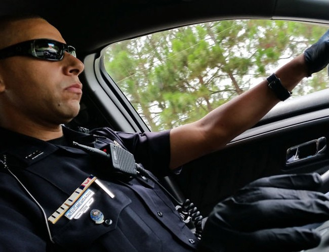 The Moroccan Cop