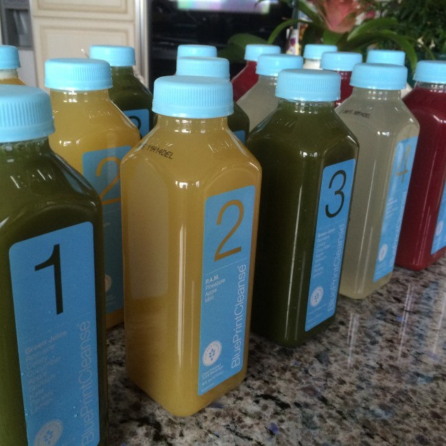 Diary of a Juice Cleansing Man